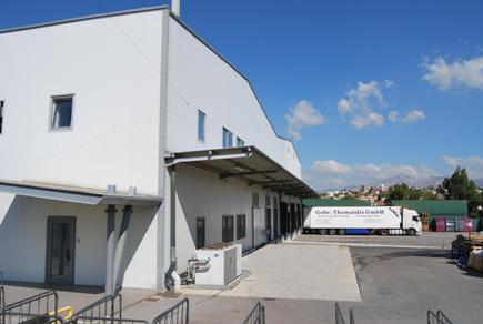 Warehouse for sale in greece buy commercial property in Greece - photo of the property